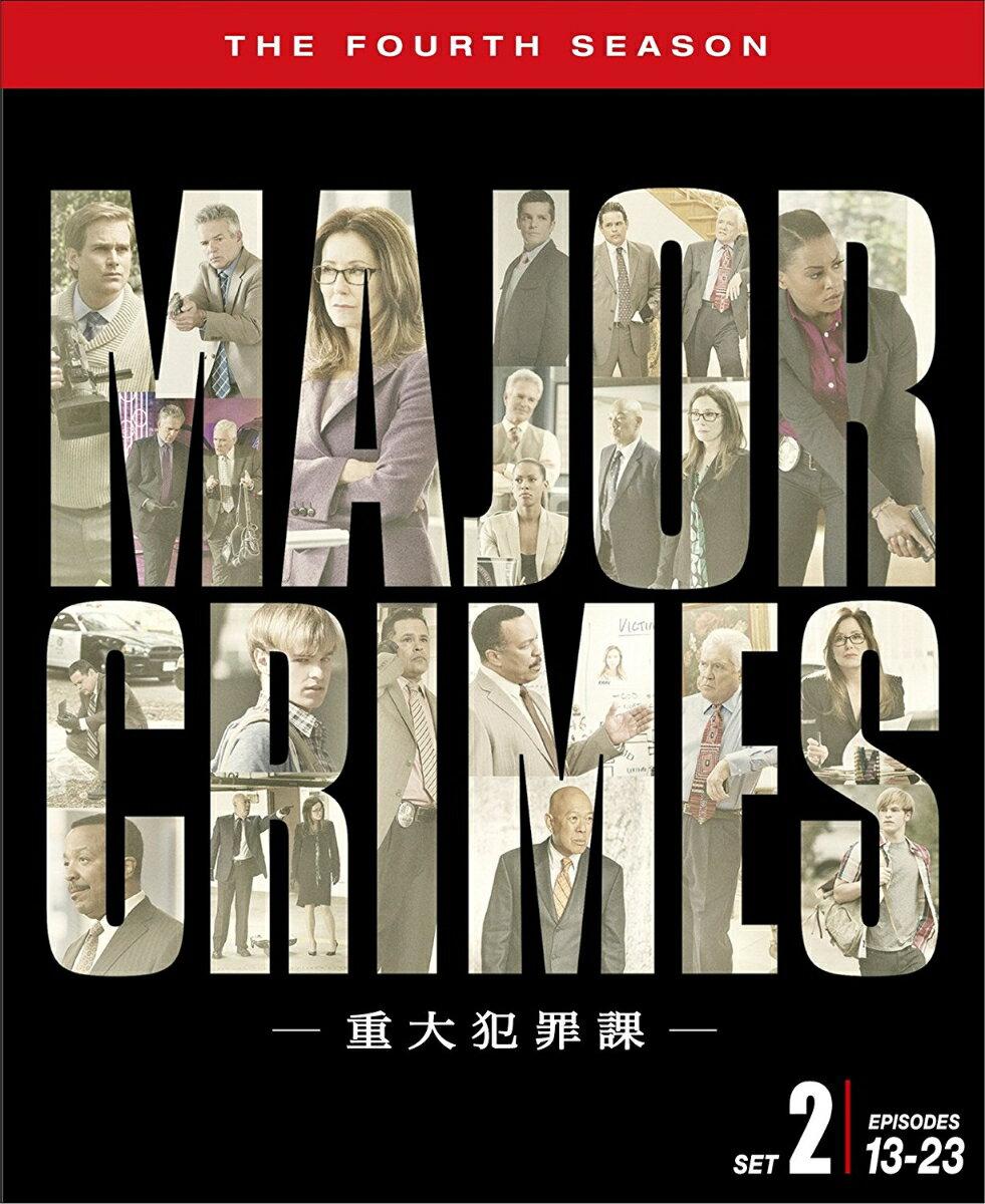 MAJOR CRIMES 〜重大犯罪課〜 <フォース> 後半セット画像