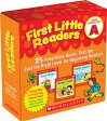 First Little Readers: Guided Reading Level A: 25 Irresistible Books That Are Just the Right Level fo BOXED-1ST LITTLE READERS G-25V [ Deborah Schecter ]