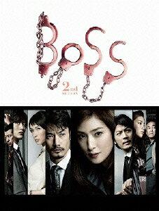 【送料無料】【複数購入+300ポイント】BOSS 2nd SEASON Blu-ray BOX【Blu-ray】 [ 天海祐希 ]