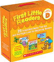 First Little Readers: Guided Reading Level D (Parent Pack): 25 Irresistible Books That Are Just the 1ST LITTLE READERS GUIDED 25PK (First Little Readers Parent Pack) [ Liza Charlesworth ]