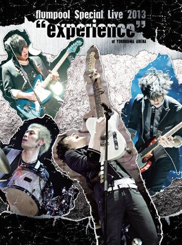 "flumpool Special Live 2013""experience""at YOKOHAMA ARENA(Blu-ray+DVD)【Blu-ray】 [ flumpool ]"