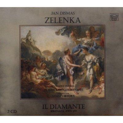 【輸入盤】Il Diamante: Viktora / Prague Baroque Soloists Ensemble Inegal画像
