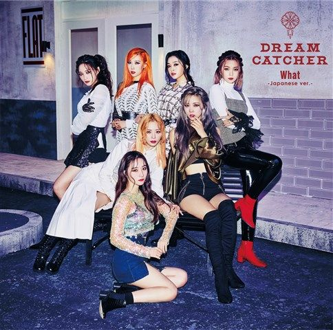 韓国(K-POP)・アジア, その他 What -Japanese ver.- (A CDDVD) Dreamcatcher