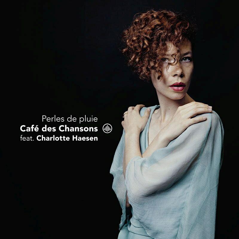 【輸入盤】Perles de Pluie〜弦楽四重奏伴奏によるシャンソン集 シャルロット・ハーセン、カフェ・ド・シャンソン画像