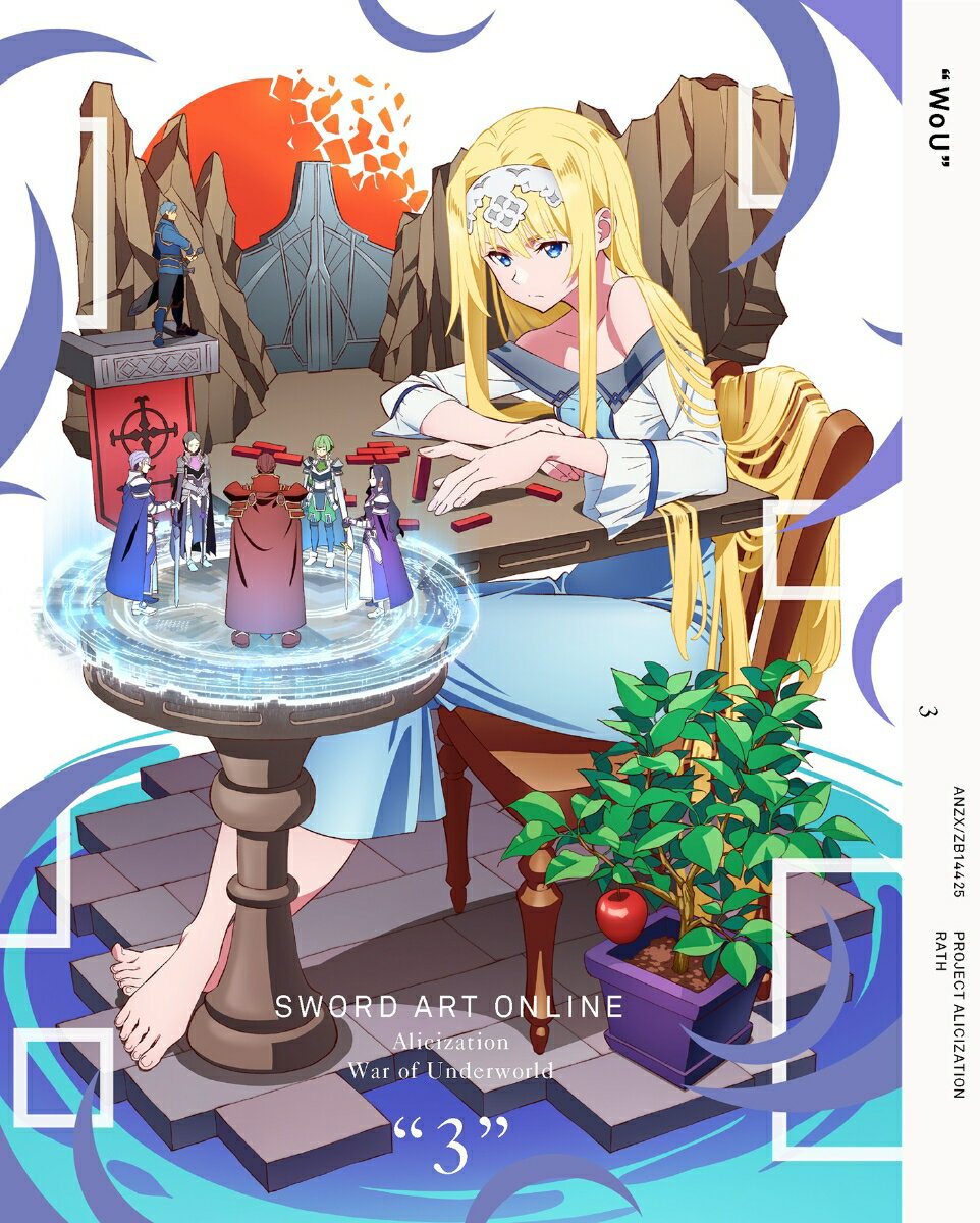 アニメ, キッズアニメ  War of Underworld 3()Blu-ray