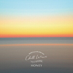 HONEY meets ISLAND CAFE Chill Wave Mixed by DJ HASEBE画像