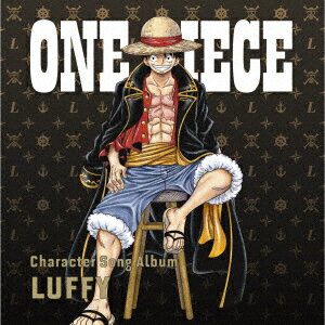 ONE PIECE Character Song Album LUFFY画像