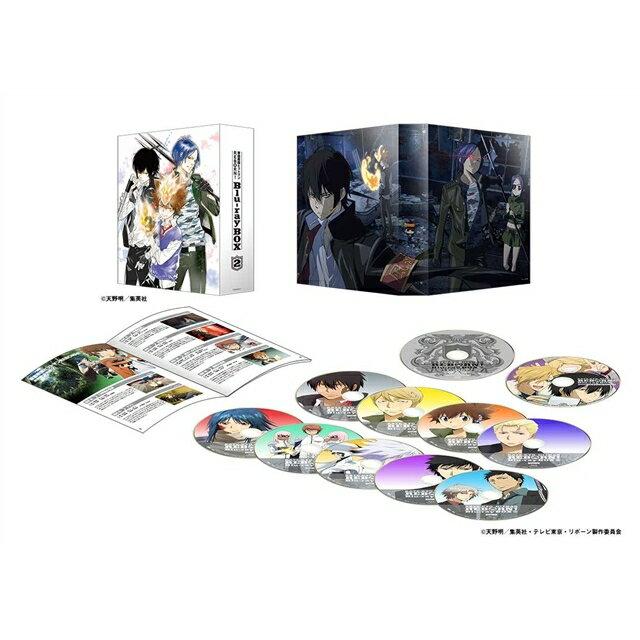 家庭教師ヒットマンREBORN! Blu-ray BOX 2【Blu-ray】画像