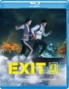 EXIT【Blu-ray】 [ チョ・ジョンソク ]