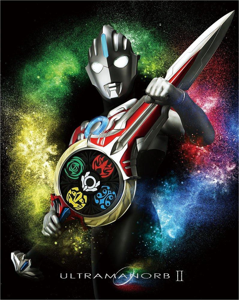 ウルトラマンオーブ Blu-ray BOX 2【Blu-ray】