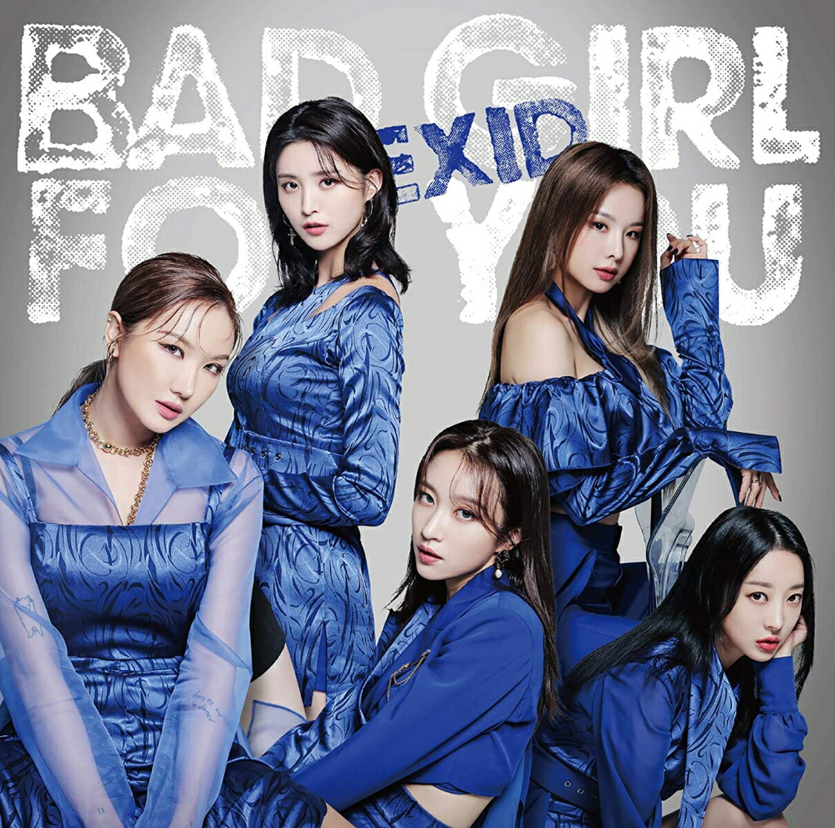 韓国(K-POP)・アジア, その他 Bad Girl For You (B CDDVD) EXID