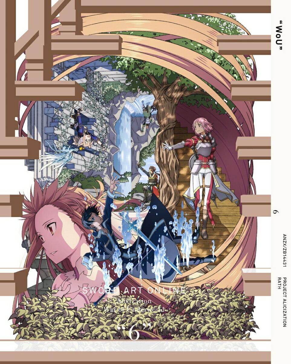 ソードアート・オンライン アリシゼーション War of Underworld 6(完全生産限定版)【Blu-ray】