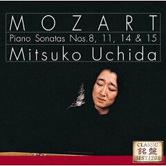 モーツァルト - ピアノ協奏曲 第20番 ニ短調 K. 466(内田光子)