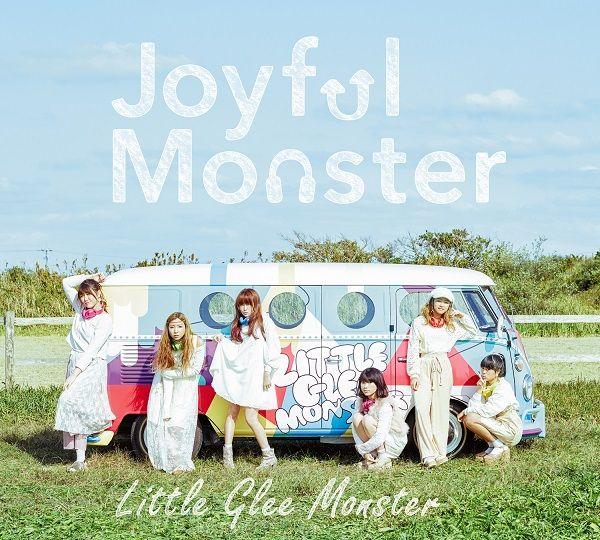 Joyful Monster (初回限定盤 CD+DVD)画像