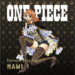 ONE PIECE Character Song Album NAMI画像