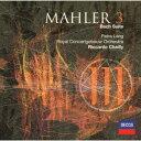 マーラー:交響曲第3番/バッハによる管弦楽組曲 [ リッカルド・シャイー ]