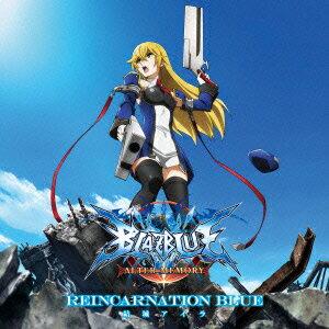 TVアニメ『BLAZBLUE ALTER MEMORY』ED主題歌::REINCARNATION BLUE画像