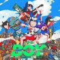 BOY (初回限定盤 CD+Blu-ray)