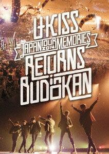 U-KISS JAPAN TOUR 2014 〜Memories〜 RETURNS in BUDOKAN画像