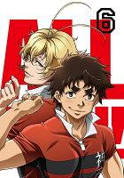ALL OUT!! 第6巻(初回限定版)【Blu-ray】