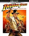 インディ・ジョーンズ 4ムービーコレクション 40th アニバーサリー・エディション 4K Ultra HD + ブルーレイ【4K ULTRA HD】 [ ハリソン・フォード ] - 楽天ブックス