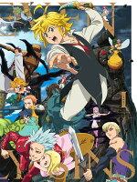七つの大罪 神々の逆鱗 Blu-ray BOX I【Blu-ray】