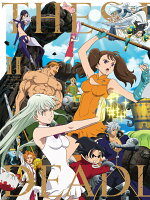 七つの大罪 神々の逆鱗 Blu-ray BOX II【Blu-ray】