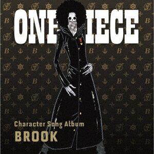 ONE PIECE Character Song Album BROOK画像