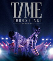 東方神起 LIVE TOUR 2013 〜TIME〜 【Blu-ray】