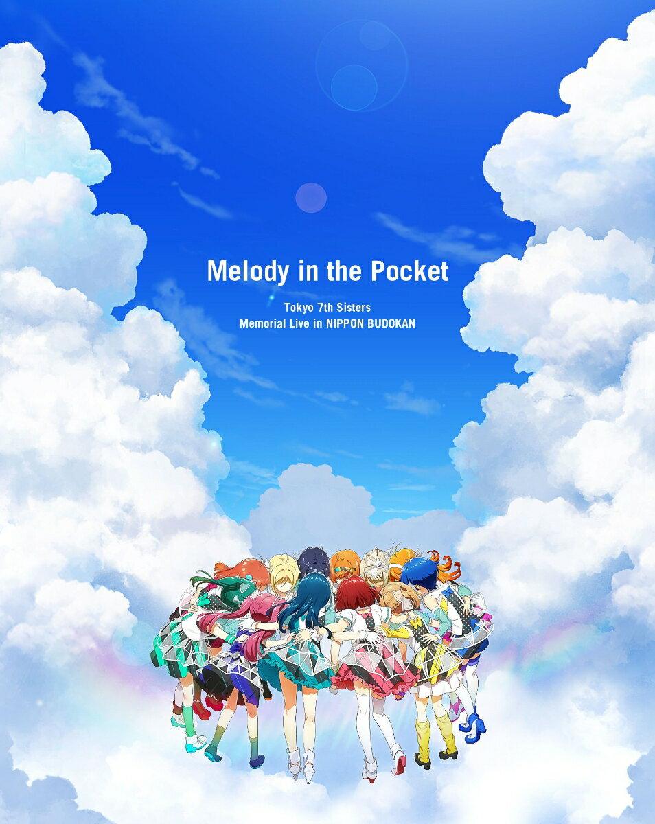 アニメ, キッズアニメ Tokyo 7th Sisters Memorial Live in NIPPON BUDOKAN Melody in the PocketBlu-ray Tokyo 7th