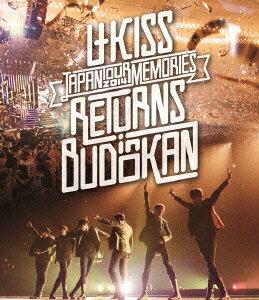U-KISS JAPAN TOUR 2014 〜Memories〜 RETURNS in BUDOKAN【Blu-ray】画像