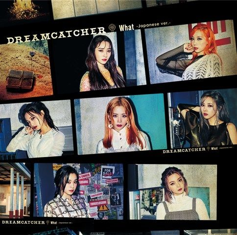 韓国(K-POP)・アジア, その他 What -Japanese ver.- (B CDDVD) Dreamcatcher