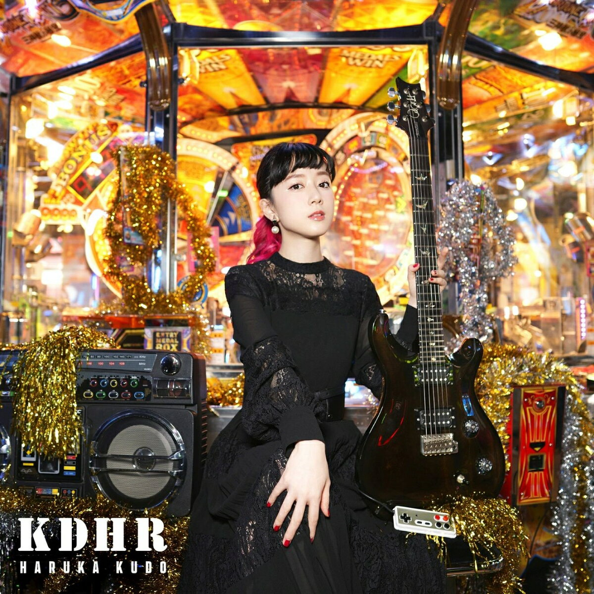 邦楽, ロック・ポップス KDHR (TYPE-A CDM-CARD)