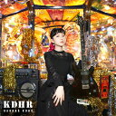 【楽天ブックス限定先着特典】KDHR (TYPE-A CD+M-CARD) (楽天ブックス柄L版プロマイド付き) [ 工藤晴香 ]