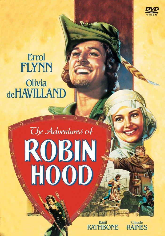 ロビン・フッドの冒険画像