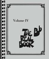 【輸入楽譜】リアル・ブック 第4巻: B-flat調編