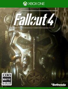 【楽天ブックスならいつでも送料無料】【封入特典付き】Fallout 4 XboxOne版