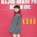 【楽天ブックス限定先着特典】KDHR (TYPE-B CD+M-CARD) (楽天ブックス柄L版プロマイド付き) [ 工藤晴香 ]