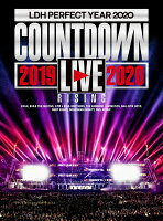 "LDH PERFECT YEAR 2020 COUNTDOWN LIVE 2019→2020 ""RISING"" (スマプラ対応)【Blu-ray】の画像"