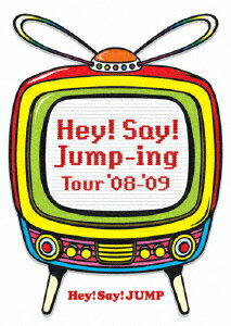 Hey!Say!Jump-ing Tour '08-'09画像
