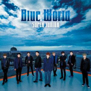 【送料無料】Blue World(CD+DVD) [ SUPER JUNIOR ]