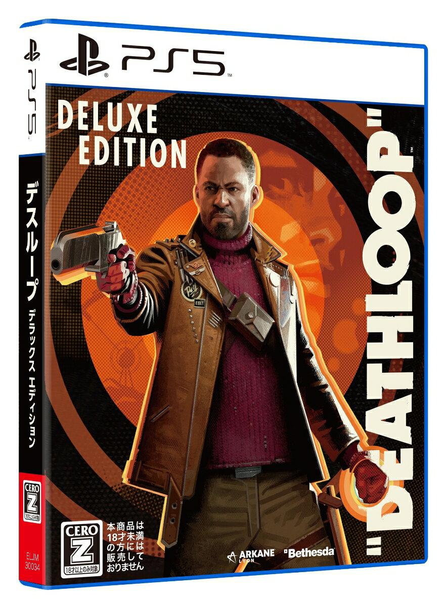 【特典】DEATHLOOP Deluxe Edition(【予約特典】ゲーム内アイテム)