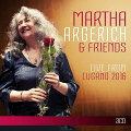 【輸入盤】マルタ・アルゲリッチ&フレンズ/ライヴ・フロム・ルガーノ2016(3CD)