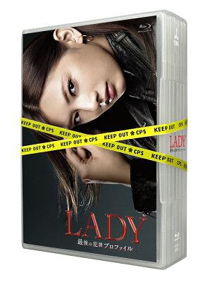 【楽天ブックスならいつでも送料無料】LADY〜最後の犯罪プロファイル〜 Blu-ray BOX【Blu-ray】...