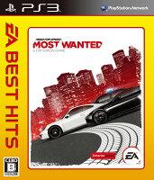 EA BEST HITS ニード・フォー・スピード モスト・ウォンテッド PS3版の画像