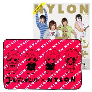 【送料無料】NYLON JAPAN PREMIUM BOX Vol.11 / ゴールデンボンバー・ドリームコラボフリース