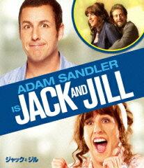 【送料無料】ジャックとジル【Blu-ray】