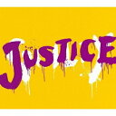 JUSTICE(CD+DVD) [ GLAY ]