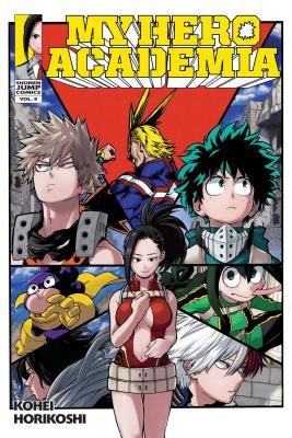 洋書, FAMILY LIFE & COMICS My Hero Academia, Vol. 8, Volume 8 MY HERO ACADEMIA VOL 8 V08 My Hero Academia Kohei Horikoshi
