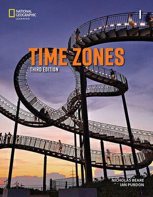 Time Zones 1 with Online Practice画像